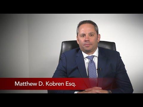 Matt Kobren Intro | Boca Raton Car Accident Attorney | 561-361-8677