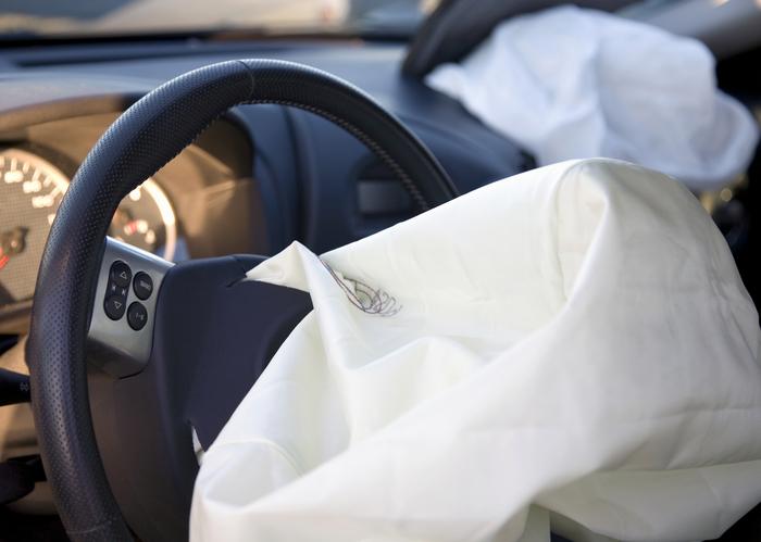 Airbag Injury