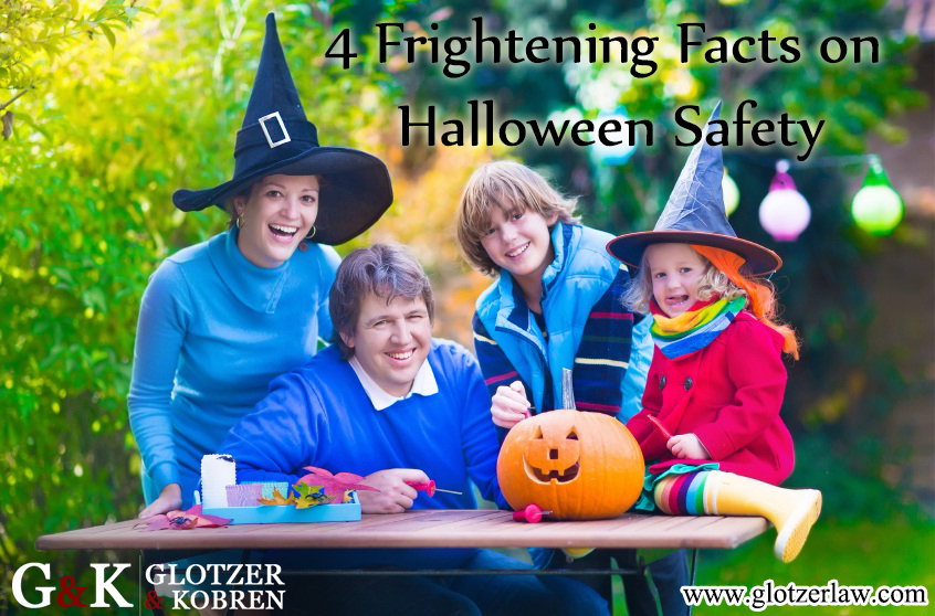 4 Frightening Facts on Halloween Safety