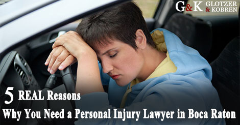 Personal Injury Lawyer in Boca Raton