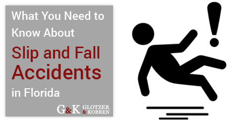 Slip and Fall Accidents in Florida