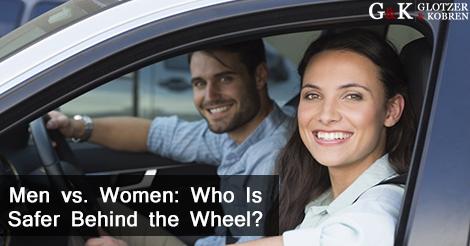 Better Drivers Men or Women