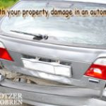 How To Deal With Your Property Damage In An Automobile Accident