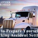 Trucking Accident Settlement