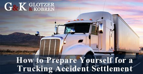 Trucking Accident Settlement
